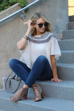 a3d37a88faa Get the details on what to wear this Fall with Jenna and Lisa from  Lunchpails and