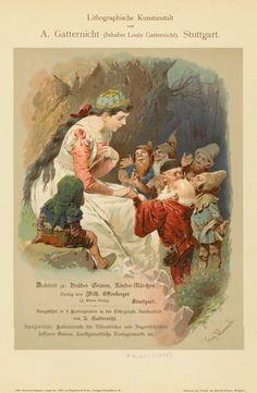 old German illustration 1895