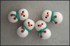 Snowmen | Tina Thompson | Flickr