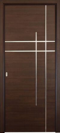 Discover recipes, home ideas, style inspiration and other ideas to try. Single Main Door Designs, House Main Door Design, Flush Door Design, Home Door Design, Wooden Front Door Design, Bedroom Door Design, Interior Door Styles, Door Design Interior, Contemporary Interior Doors