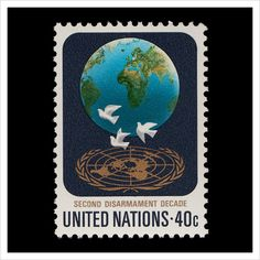 very nice stamp design (UN_12)