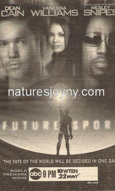 Futuresport ad, 1998