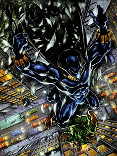 Black Panther - Mark Texeira