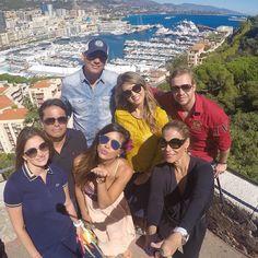 #Rocher Otra Vista de Monte Carlo desde el Palacio de Mónaco @lamaracuchis @paololatorrem @alekarkour @drricardoventura @laurahurtadoo @gissellereyes #Monaco #MonteCarlo by andresruizg from #Montecarlo #Monaco