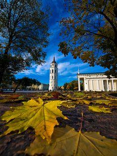 Vilnius, Lithuania (by Kritta)