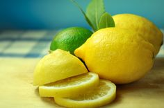 Lemon Furniture Polish:   Simply mix 1 tablespoon of lemon juice with 2 tablespoons of olive oil. Put the mixture on a cloth and then apply on furniture. The acid in the lemon will clean away the smears and smudges while the olive oil will help bring out the shine in the wood.