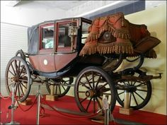 Carriage emperor of japan