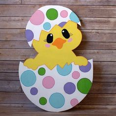 Kostenlose druckbare Easter Egg Chick Malvorlagen - einfache Mutter Projekt - Printable Crafts and Activities - Easter Arts And Crafts, Easy Valentine Crafts, Spring Crafts, Fun Crafts, Diy And Crafts, Paper Crafts, Easter Bunny Template, Easter Hunt, Easter Coloring Pages