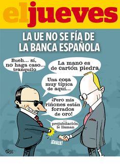 El Gobierno decide que todos avalaremos 50.000 millones más a la banca española.