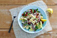 Eters op een doordeweekse dag? Deze snelle pasta kun je ze prima voorzetten - Recept - Allerhande