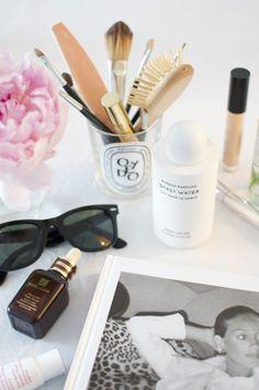 Beauty products | Hanna's Room [Original post in Swedish]