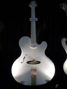 Jens Ritter Guitar - NAMM Show 2010 by Vintage  Rare, via Flickr
