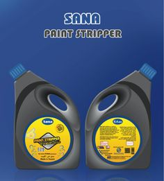 Bored of the paint colors on your walls at home? Don't you worry! Use our SANA Paint Stripper to shred off the paint from your walls and revamp accordingly! #AlSanea #Kuwait #Paint