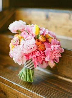 Such a gorgeous bouquet