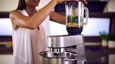 """Built to Create. Made by Zoe – Kenwood Chef XL Titanium 60"""""""