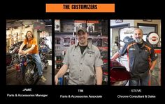 Harley-Davidson Parts & Accessories