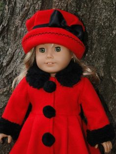 18 Inch Doll Clothing for American Girl Dolls  by bestdollboutique, | http://beautifuldresscollectionschaz.blogspot.com