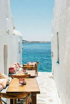 Mykonos, Greece! #greecetravel