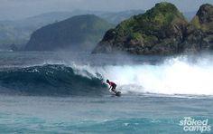 Lombok Surf Shack   Lombok, Indonesia on stokedcamps.com