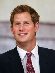 Prince Harry in Washington DC 9 May 2013
