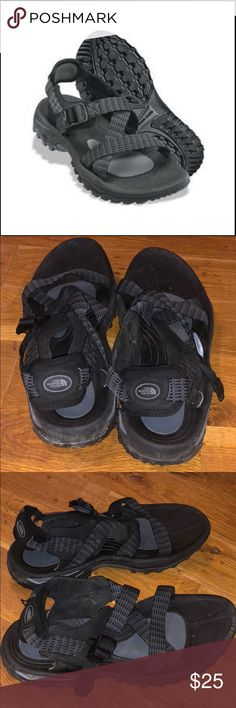 THE NORTH FACE Men's Sandal Like CHACO TEVA 12 Perfect sandal for outdoors by The North Face!  Men's sz 12. The North Face Shoes Sandals & Flip-Flops