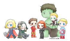 avengers assemble? by tencinoir on DeviantArt