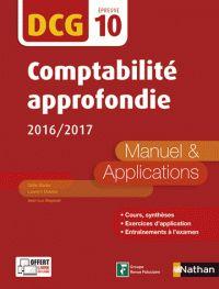 Un ouvrage parfaitement à jour et conforme au programme pour vous préparer efficacement à l'épreuve n° 10. COTE : 132.55 NAT
