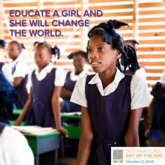 International Day of the Girl Child
