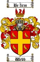 Pay for Webb Family Crest / Webb Coat of Arms