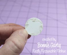 Bonnie from Really Reasonable Ribbon here today with a tutorial for an easy Jute Loopy Flower embellishment. Easy Fabric Flowers, Twine Flowers, Paper Flowers Diy, Handmade Flowers, Flower Crafts, Flower Diy, Burlap Flower Tutorial, Twine Crafts, Diy Crafts