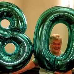 Parties❤ #80thbirthday #family #party #balloons #fun #80 #villaitallian 80th Birthday, Birthday Gifts, Garden Hose, Balloons, Parties, Gift Ideas, Fun, Instagram, Birthday Presents
