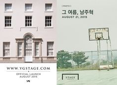 YG STAGE 預告照