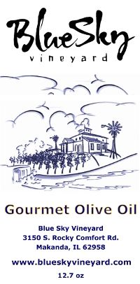 This Winery in Illinois has the best Gourmet Olive oil ever!!!!