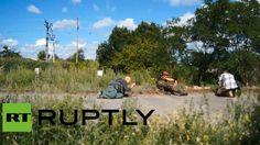 Minuto A Minuto Vuelven a disparar contra periodistas rusos cerca de Slaviansk