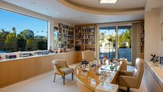 Jackie Collins's Beverly Hills Estate | Robb Report