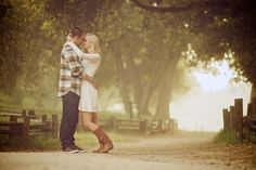Engagement Session at Trippet Ranch in Topanga. #engagements #weddings