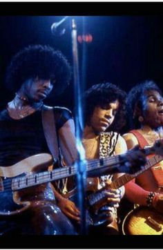 Andre & Prince & Dez.
