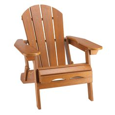 Have to have it. EON Folding Resin Adirondack Chair $329.98