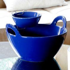 Chip 'n Dip Set in Blue