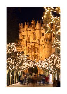 Burgos Navidad 2014