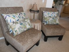Ana's Slipper Chair | Do It Yourself Home Projects from Ana White