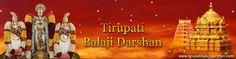 TirupatiBalajiDarshan.com - best tirupati tour operators from Chennai Offers Tirupati Darshan booking packages, Kalahasti package, Online Tickets Booking Agents for Balaji darshan, brahmotsavam 2013.