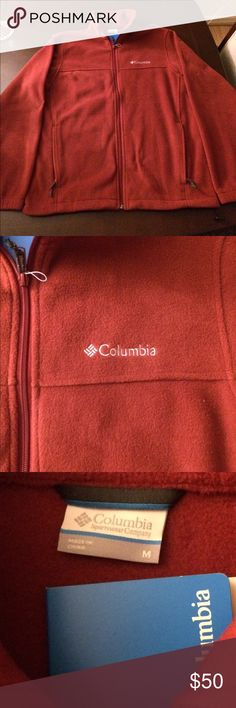 🕶NWT AUTHENTIC MENS COLUMBIA JACKET🕶 🕶🕶 NWT AUTHENTIC SUPER HOT MENS COLUMBIA JACKET 🕶. COULD BE UNISEX......WOULD FIT A WOMENS L-XL🕶 PRICE IS FIRM!!!🕶🕶 Columbia Jackets & Coats Lightweight & Shirt Jackets