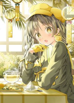Pixiv Id 6638044 Image - Zerochan Anime Image Board Anime Chibi, Manga Anime Girl, Cool Anime Girl, Pretty Anime Girl, Anime Oc, Beautiful Anime Girl, Anime Girls, Manga Kawaii, Kawaii Anime Girl