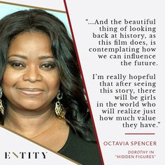 "Octavia Spencer on ""Hidden Figures."""