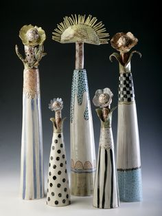 Loving Linda Bristow. These are porcelain: but could be done in PC.