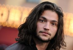 Thomas McDonell - can we say Johnny Depp look a like? He's even going to play a younger Depp in Tim Burton's new film. Crazy.