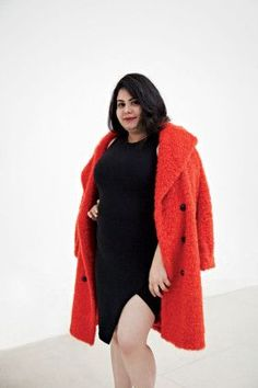 5 plus-size Indian women that refuse to be body-shamed Evening Dresses Plus Size, Plus Size Maxi Dresses, Summer Dresses, Plus Size Womens Clothing, Plus Size Fashion, Clothes For Women, Plus Size Summer, Confident Woman, Women Sleeve