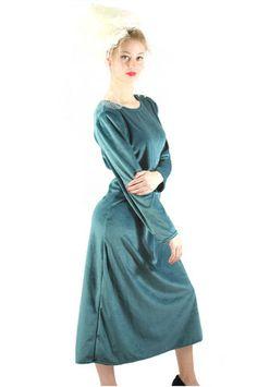 Ocean Turquoise Dress from Nikita & Vesper.   $28
