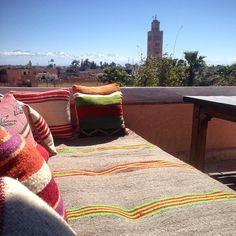 """It was that kind of day... #elfenn #marrakech #morocco #maroc"""